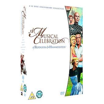 Carrousel / Le Roi et moi / Oklahoma ! / The Sound of Music / South Pacific / State Fair DVD