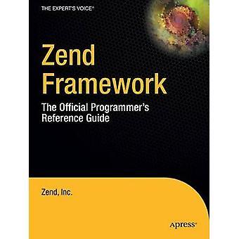 Zend Framework door Zend & 0