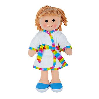 ביג'יגס צעצועים מישל בובה - בינוני Ragdoll Cuddly צעצוע