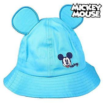 Child Hat Mickey Mouse Blue (52 cm)
