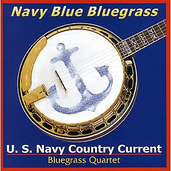 U.S. Navy Country Current Blue - Navy Blue Bluegrass [CD] USA import