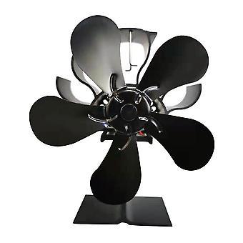 Kamin Thermodynamisches Gebläse Fünf Klingen Ventilator