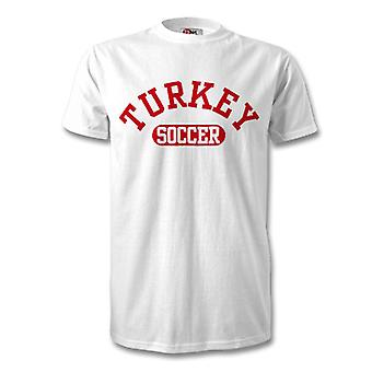 Turkey Soccer Kids T-Shirt