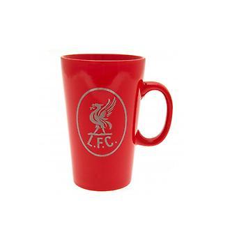 Liverpool FC Silver Decal Mug