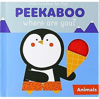 Animals - Peekaboo, Where Are You?