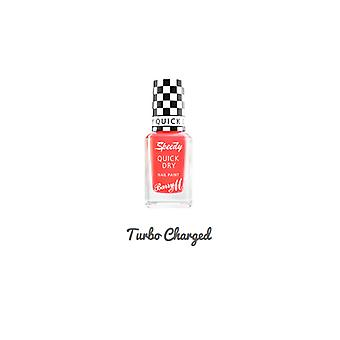 Barry M # Barry M Speedy Quick Dry Nail Paint Turbo Charged #DISCON