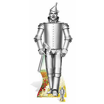 Homem do mágico de Oz Lifesize papelão recorte de estanho / cartaz / stand-up
