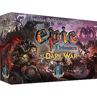 Tile games tiny epic defenders: the dark war expansion