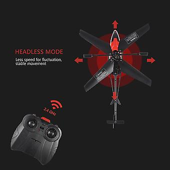 2ch Mini Rc Helicopter Toys Remote Control Drone Radio Gyro Kids Toys Xy802