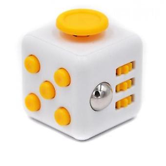 Juguete multicolor Fidget Cube juguete que alivia el estrés