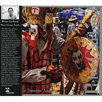 Peter Garland - Peter Garland: Drie Strange Angels [CD] USA import