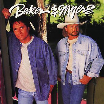 Baker & Myers - Baker & Myers [CD] USA import