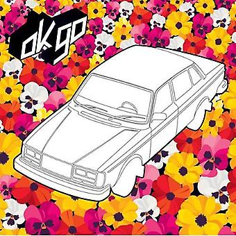 OK Go - Ok mennä [CD] USA tuonti