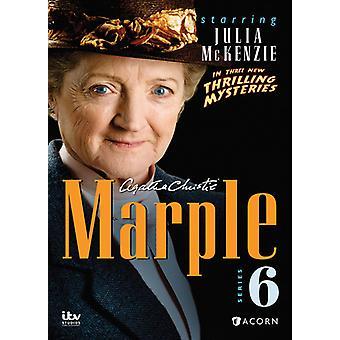 Agatha Christie's Marple: serie 6 [DVD] USA import