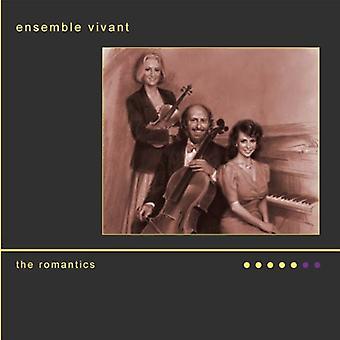 Ensemble Vivant - The Romantics [CD] USA import