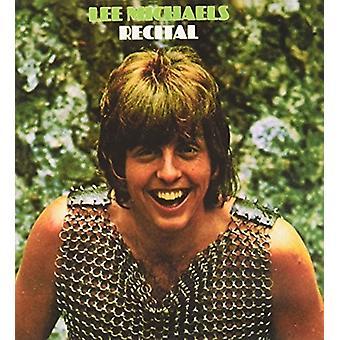 Lee Michaels - Recital [CD] USA import