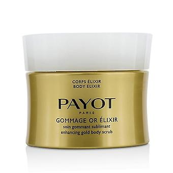 Payot Body Elixir Gommage Or Elixir Enhancing Gold Body Scrub - 200ml/6.7oz
