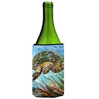 Tortuga boba vino botella bebida aislador Hugger