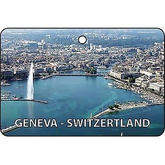 Geneve - Sveits bil Air Freshener