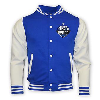 Chelsea Colegiul de baseball jacheta (albastru)-copii
