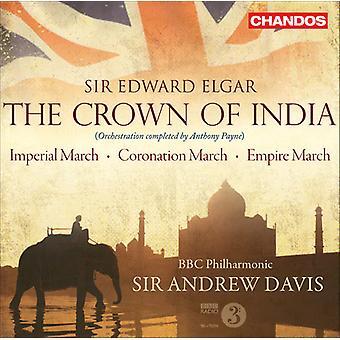 E. Elgar - Sir Edward Elgar: The Crown van India [CD] USA import