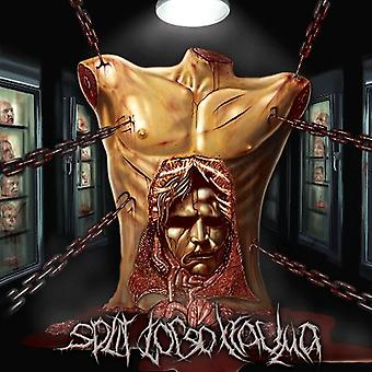 Split Torso Trauma - Split Torso Trauma [CD] USA import