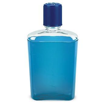 Nalgene Flask with Blue Cap