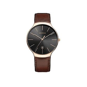 Bering mens watch classic collection 13338-562