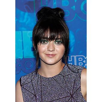 Maisie Williams At Arrivals For HboS Post-Emmy Awards Party - Part 3 The Plaza At Pacific Design Center Los Angeles Ca September 18 2016 Photo By James AtoaEverett Collection Celebrity