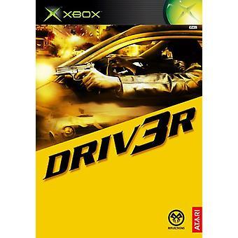 DRIV3R (Xbox)-nieuw