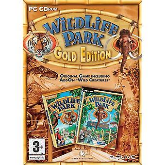 Wildlife Park Gold (PC)-fabriken förseglad