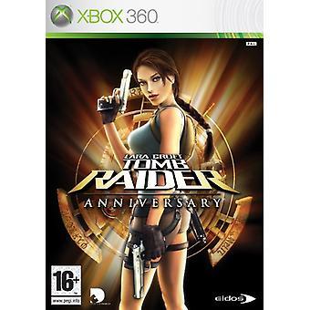 Tomb Raider Anniversary (Xbox 360) - As New