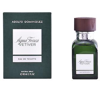 Adolfo Dominguez Agua Fresca vetiver EDT spray 60 ml férfiaknak