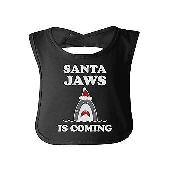 Jaws سانتا هو عيد مريلة طفل رسم مضحك القادمة في تموز/يوليه الهدايا