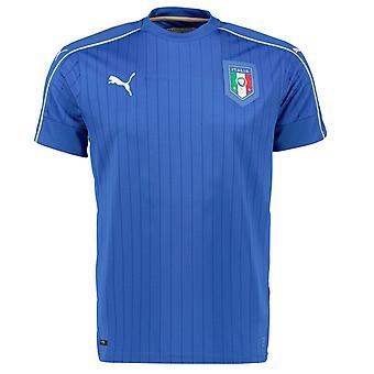 إيطاليا عام 2016-2017 بوما المنزل كرة القدم قميص
