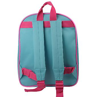 """Girls My Little Pony """"Sweet"""" Childrens Backpack Pink & Blue 7 Litres"""