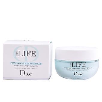 Diane Von Furstenberg Hydra Life verse hydratatie Sorbet Creme 50 Ml voor vrouwen