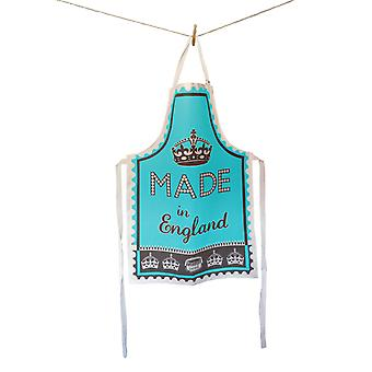 Made in England grembiule blu