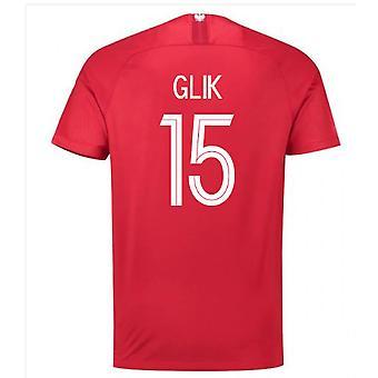 2018-19 Polen Auswärtstrikot (Glik 15)