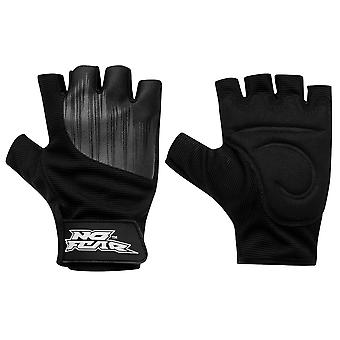 No Fear Mens Skate Mitts Gloves Touch and Close Strap Accessories