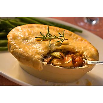 Jus Rol Frozen Large Oval Puff Pastry Pie Lids