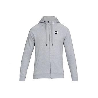 Under Armour Rival Fleece Fz Hoodie 1320737-036 Mens sweatshirt