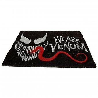 Venom-Fußmatte