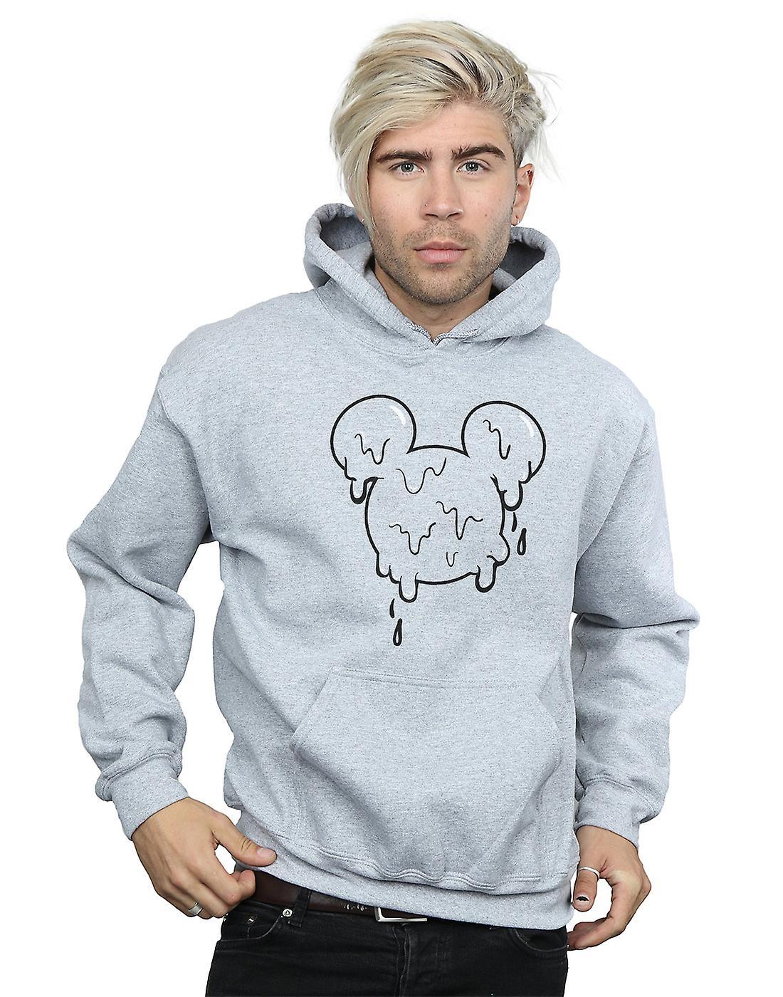 Disney Men's Mickey Mouse Ice Cream Head Hoodie