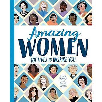 Fantastiska kvinnor - 101 liv att inspirera dig av Lucy Beevor - 978184715917