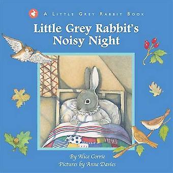 Wenig grau des Kaninchens laute Nacht von Alice Corrie - Angela Swan - 9781