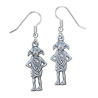 Harry Potter Dobby Silver Plated Earrings