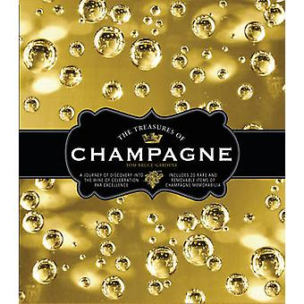 The Treasures of Champagne by Tom Bruce-Gardyne - 9781780978802 Book
