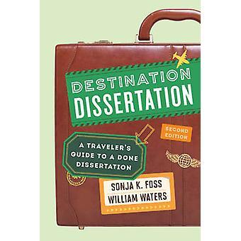 Kohde väitöskirja - Traveler's Guide tehty väitöskirja (