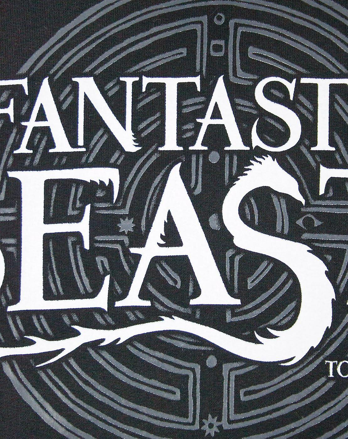 Fantastic Beasts And Where To Find Them Logo Men/'s Hoodie
